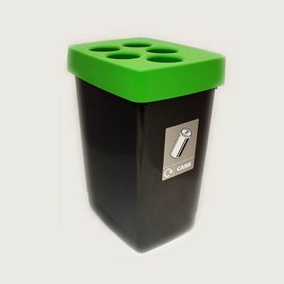 Streamline Can Bin